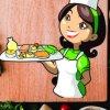 Yemek cini Logo